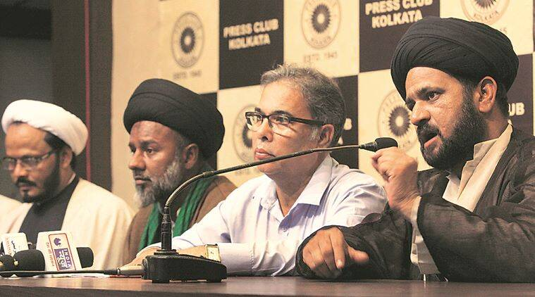 'Shias joining BJP in Lucknow': Imams in Kolkata slam move, say many were conned