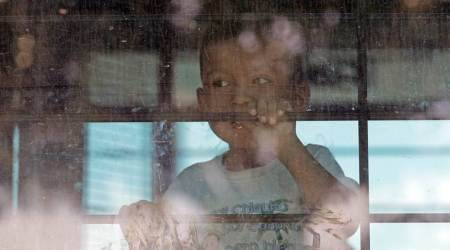 'Excited to get past this nightmare': Immigrant children describe hunger, cold in detention