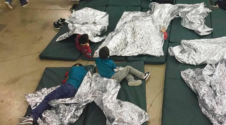 Italy immigration, Italy immigrants, detention centres, detention camps, Zero tolerance policy, US, Donald Trump, World News, Indian Express