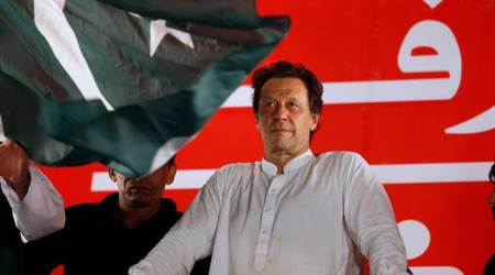 Newly-elected Prime Minister Imran Khan raises Pakistani hopes sky high