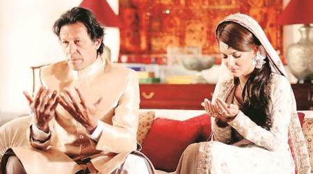 Indian kids, drugs: Imran Khans's ex-wife Reham spins it all in her book