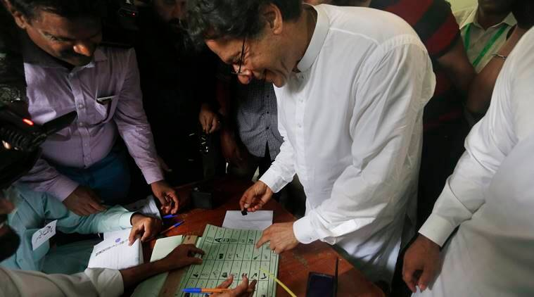 After years of dodging political bouncers, is it finally time for Imran Khan's innings?