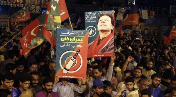 imran khan, pak election, PTI