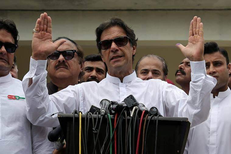 Decoding the next Pakistan Prime Minister Imran Khan