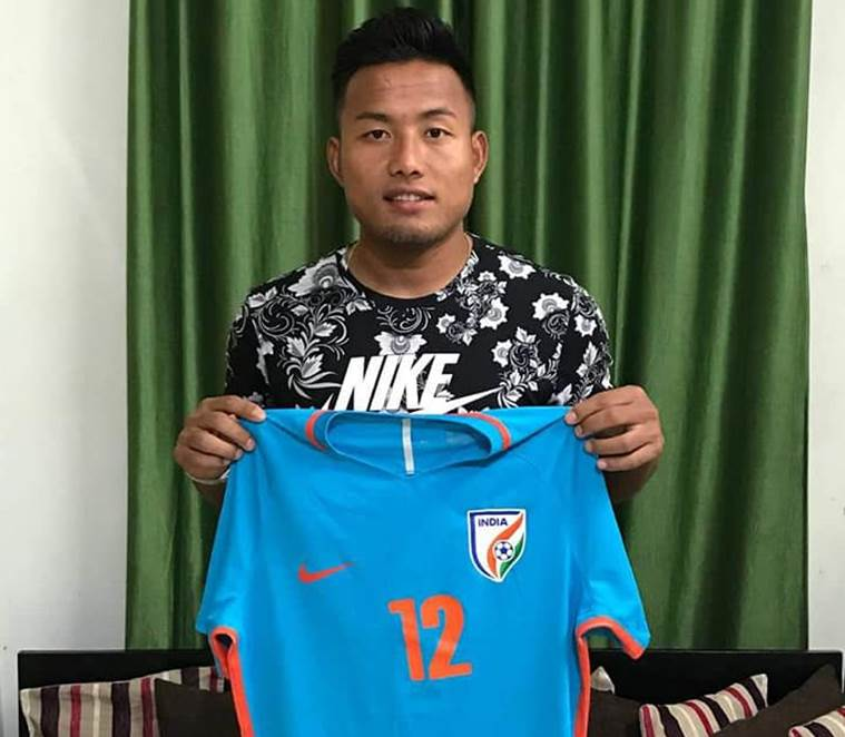 Lalpekhlua, whose paycheque amounts to Rs 1.3 crores per year, started his footballing journey as a defender