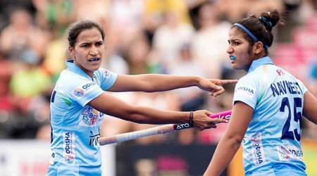 Women's Hockey World Cup 2018: Confident India face Italy in knockoutgame