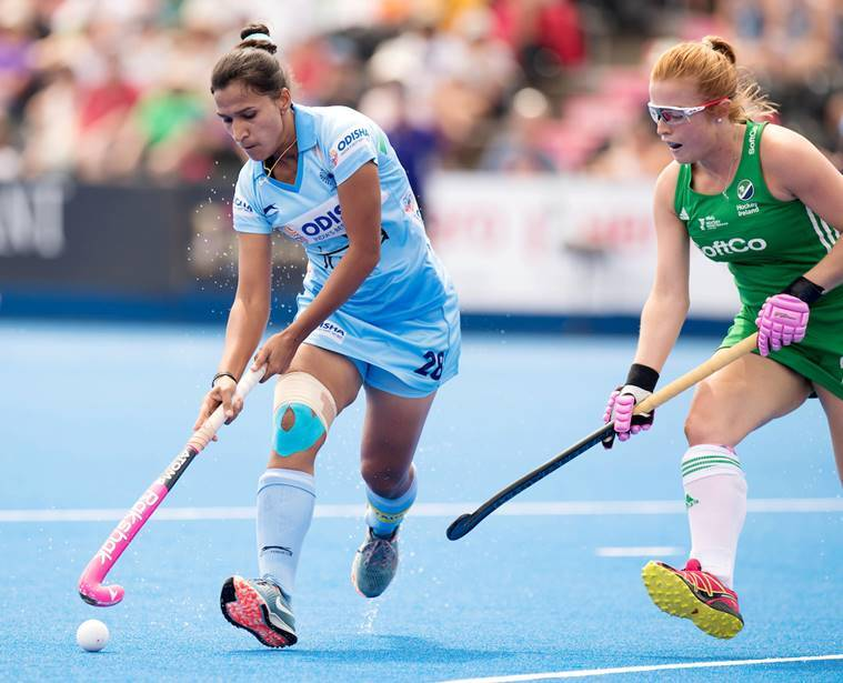 India vs USA Live Hockey