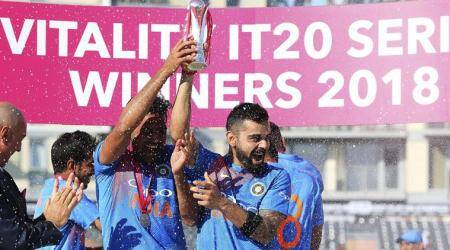 India vs England: Five talking points from India's T20 series win