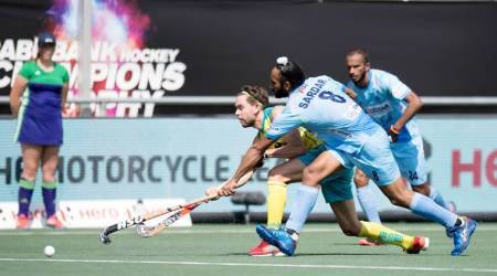 India vs Australia Hockey Champions Trophy 2018 Final Highlights: India win silver medal after loss to Australia