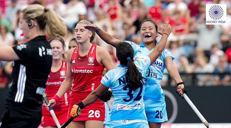 India concede late goal, draw 1-1 with England in World Cup opener