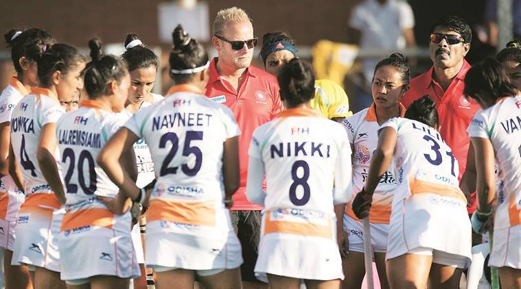 india womens hockey, india womens hockey world cup 2018, hockey world cup 2018 dates, hockey world cup 2018 fixtures, india hockey news, sports news, indian express news