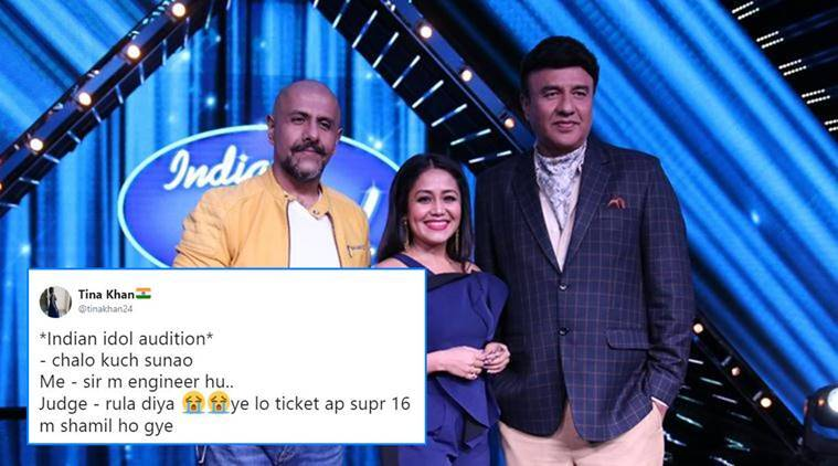 Indian Idol judges' dramatic responses inspire jokes and