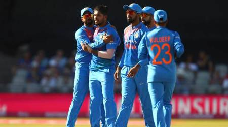 India vs England Live Score 1st T20 Live Cricket Streaming: Kuldeep Yadav picks three wickets in an over