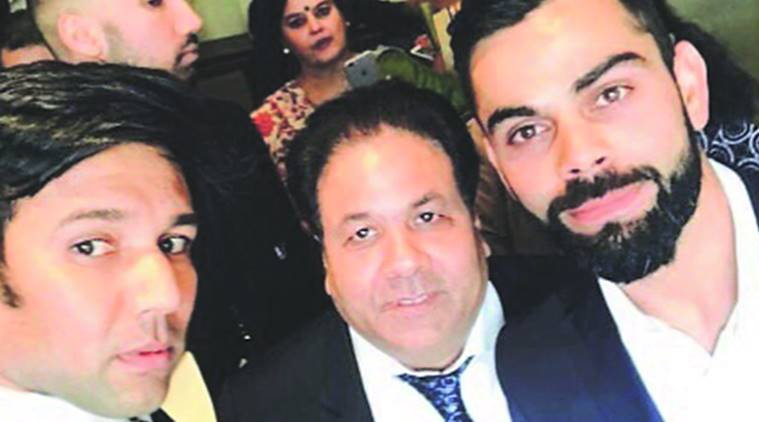 UPCA probe clears Rajiv Shukla's aide who sought favours for selection