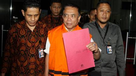 Indonesia arrests ex-rebel turned governor in Aceh over graft