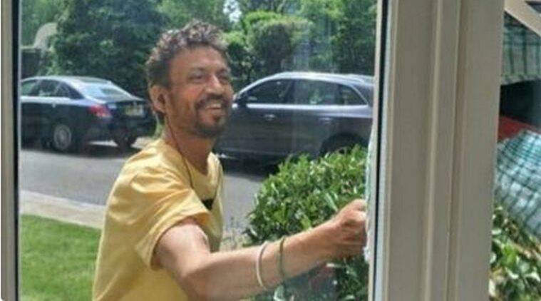 Irrfan Khan exudes positivity in new Twitter display picture