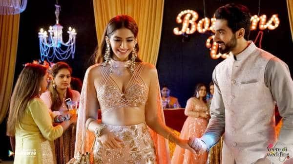 Ishwak Singh in Veere Di Wedding.
