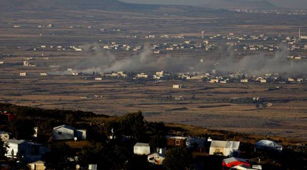 Syrian rebels, Iran reach deal to evacuate villages: report