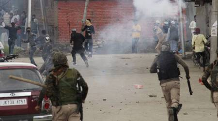 J-K: Youth killed, 50 civilians injured as security forces open fire at protesters in Shopian