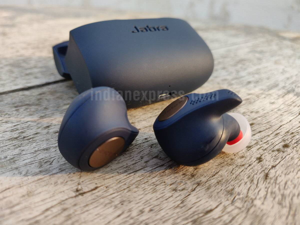 Jabra Elite Active 65t Review The Best Truly Wireless Headphones Technology News The Indian Express