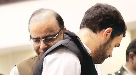 Arun Jaitley: Rahul Gandhi a clown prince, lying on NPAs, Rafale