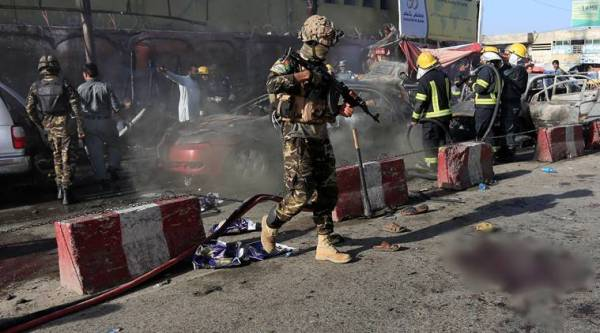 Afghanistan: 19 dead as deadly blast targets Sikh minority in Jalalabad