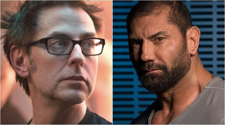 Dave Bautista took to twitter to share his opinion on the issue