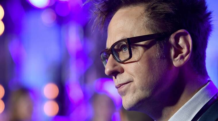 James Gunn fired