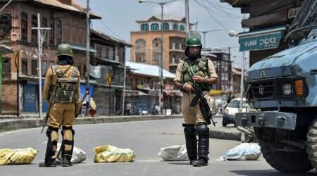 Restrictions imposed in parts of Srinagar; Hurriyat leader Mirwaiz Umar Farooq detained