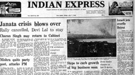 July 7, 1978, Forty Years Ago: SplitAverted