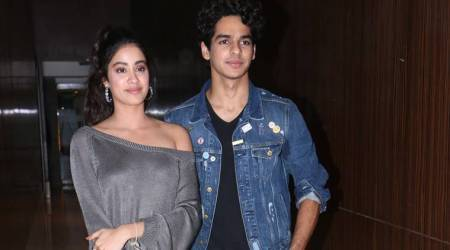 Daywear to party-ready: Janhvi Kapoor gives us amazing style tips in this grey off-shoulder top