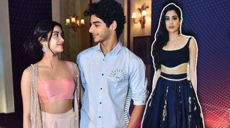 'Dhadak' promotions: Janhvi Kapoor looks ethereal in traditional wear a day before release