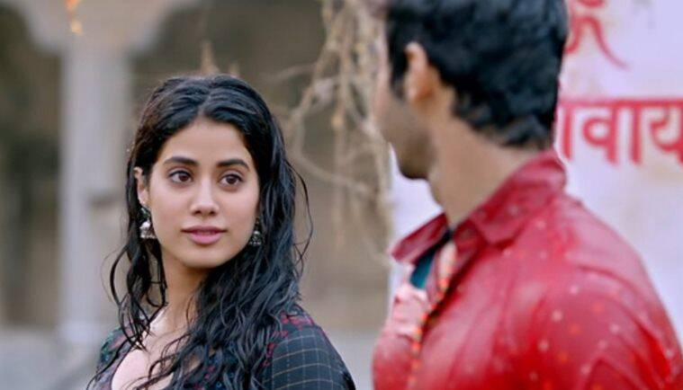 janhvi kapoor photos from dhadak