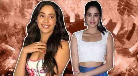Janhvi Kapoor's latest looks for Dhadak promotion are easy-breezy; see pics