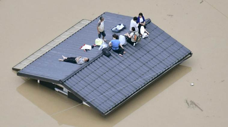 In Japan's flood-ravaged Mabi, delays and lack of awareness magnified death toll