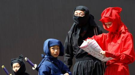 Japanese city bombarded with queries after tourist promotions mistaken for 'ninjas wanted'ad