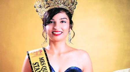 Pune: Jasmine from Pune is now 'Mrs Queen of the World'