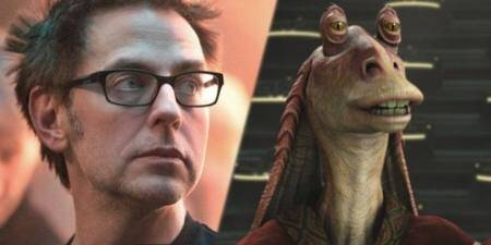 James Gunn asks Star Wars trolls to 'go to therapy'