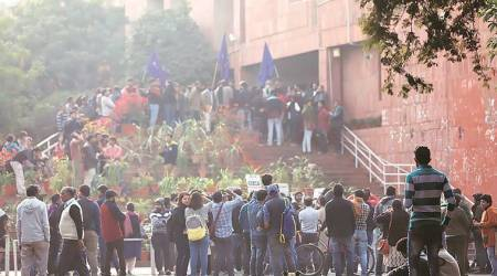 Fines mar the start of new semester at JNU
