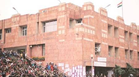 JNUSU members fined by Delhi High Court over administrative block protests