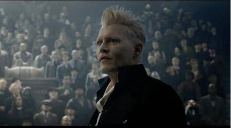 Fantastic Beasts The Crimes of Grindelwald trailer: Johnny Depp's Dark Wizard gets ready for a showdown