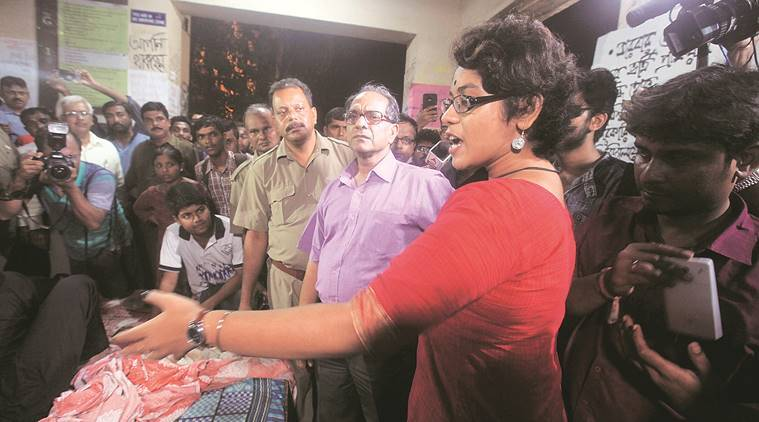 Hunger Strike Over Entrance Tests Ju Officials Give In To Students Demands Education News The Indian Express