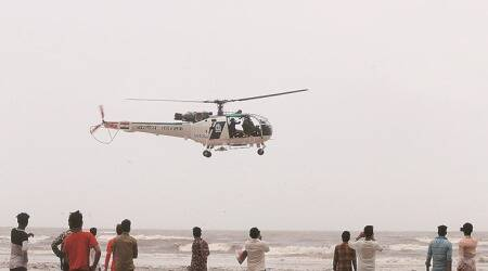 Juhu drowning: Navy, Coast Guard recover fourth body from behind JW Marriott hotel in Mumbai