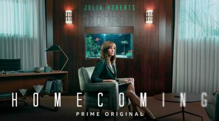Homecoming teaser: Julia Roberts stars as a caseworker in the upcoming Amazon Prime Video series