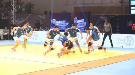 Kabaddi is not carrom, it's a tackle sport: India coach Srinivas Reddy