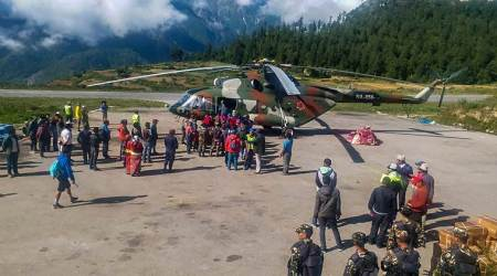 Kailash-Mansarovar pilgrims remain stranded in Nepal for second day