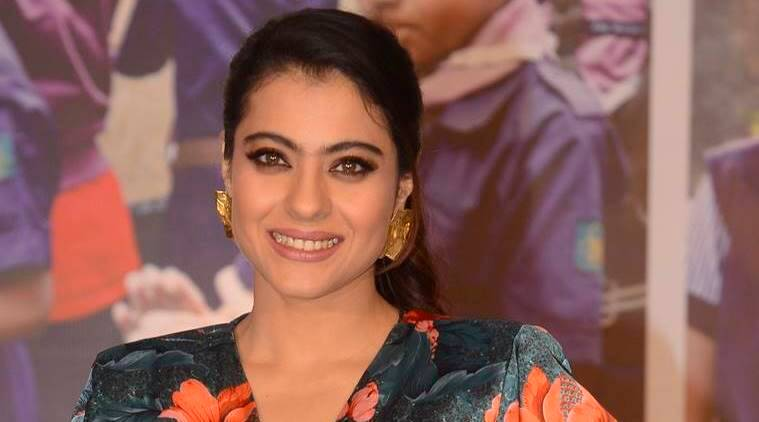Kajol, Kajol latest photos, Kajol fashion, Kajol Falguni and Shane Peacock, Peacock magazine cover, indian express, indian express news