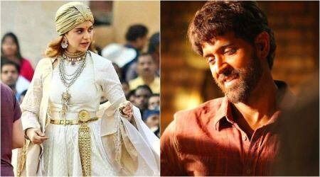It's Kangana Ranaut vs Hrithik Roshan this Republic Day, Manikarnika to clash with Super 30