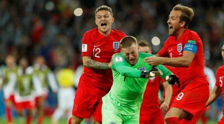 FIFA World Cup 2018: Wayne Rooney, David Beckham and other former stars react to England's win over Colombia