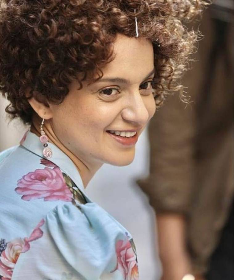 kangana ranaut mental hai kya look